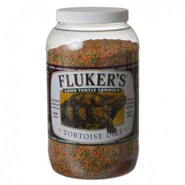 Flukers Tortoise Diet - Small Pellet - 3.5 lbs