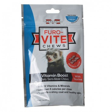 Marshall Furo Vite Vitamin Supplement - Ferrets - 3.5 oz - 2 Pieces