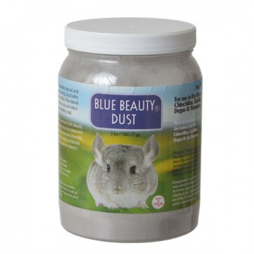 Lixit Blue Cloud Dust for Chinchillas - 3 lbs
