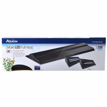 Aqueous Deluxe LED Full Hood - 30 in. Fixture - 4 Watts