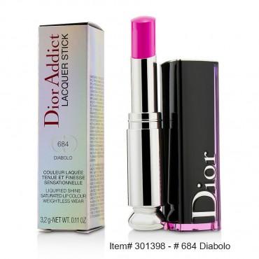 Christian Dior - Dior Addict Lacquer Stick  684 Diabolo 3.2g/0.11oz