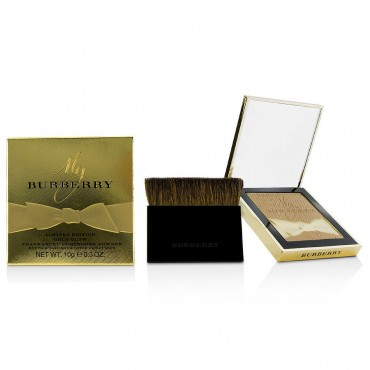 Burberry - Gold Glow Fragranced Luminising Powder Limited Edition  No 02 Gold Shimmer 10g/0.3oz