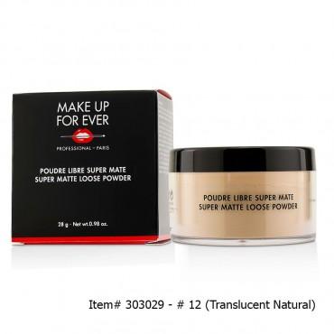 Make Up For Ever - Super Matte Loose Powder  02 Pale Pink 28g/0.98oz