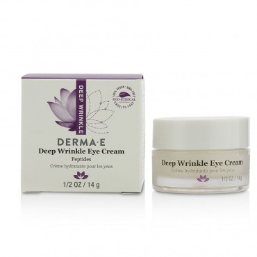 Derma E - Deep Wrinkle Eye Cream 14g/0.5oz