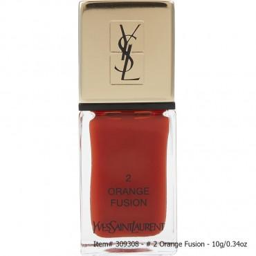 Yves Saint Laurent - La Laque Couture Nail Lacquer  1 Rouge Pop Art 10g 0.34oz