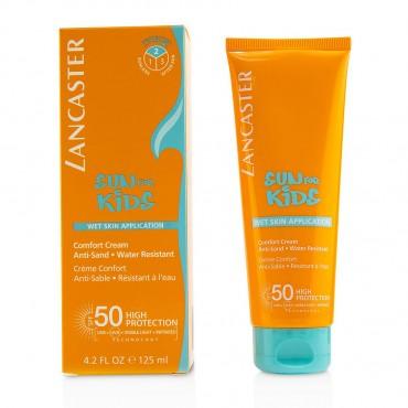 Lancaster - Sun For Kids Comfort Cream Wet Skin Application Spf 50 125ml/4.2oz