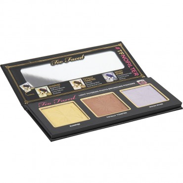 Too Faced - Tfnofilter Selfie Powders Light Filtering Photo Enhancing Powders Palette