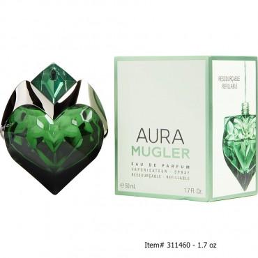 Aura Mugler - Eau De Parfum Refillable Spray 1.7 oz