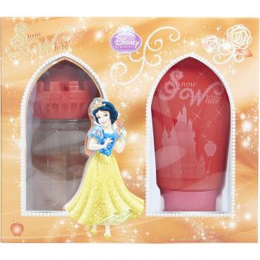 Snow White - Eau De Toilette Spray 1.7 oz Castle Packaging And Shower Gel 2.5 oz