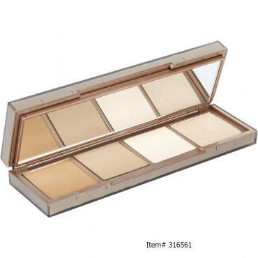 Urban Decay - Naked Skin Shapeshifter Contour Color Correct Highlight Palette  Light Medium Shift