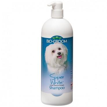 Bio Groom Super White Shampoo - 32 oz