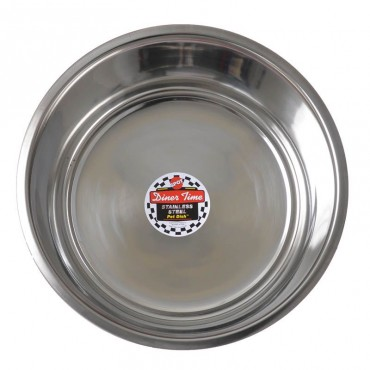 Spot Stainless Steel Pet Bowl - 320 oz 14 - 1 2 Diameter