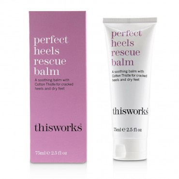 Thisworks - Perfect Heels Rescue Balm 75m/2.5oz