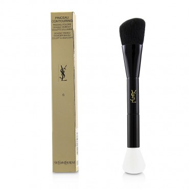 Yves Saint Laurent - Pinceau Contouring Double Ended Powder Brush Sculpt And Highlight 6