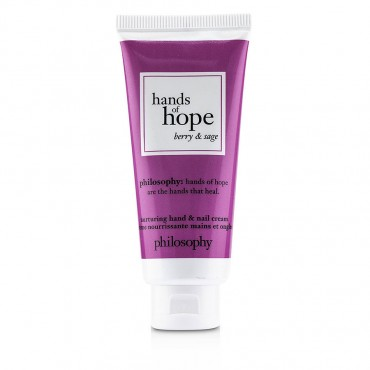 Philosophy - Hands Of Hope Berry And Sage Hand And Nail Cream 30ml/1oz