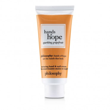 Philosophy - Hands Of Hope Sparkling Grapefruit Hand And Nail Cream 30ml/1oz