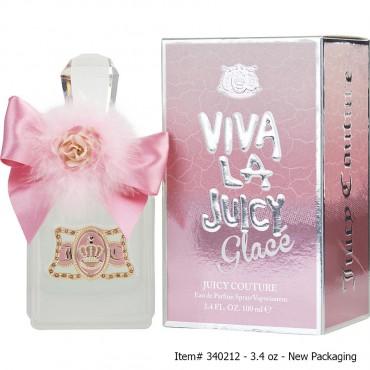 Viva La Juicy Glace - Eau De Parfum Spray New Packaging 3.4 oz
