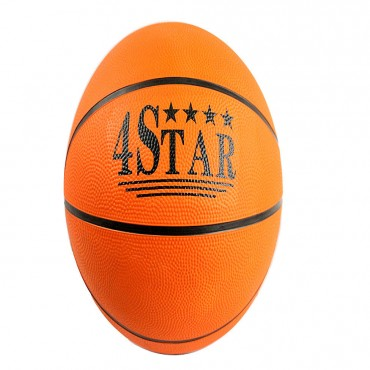 Unisex Indoor Outdoor Performer Basketball - Orange, Size 7