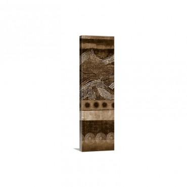 Art Nouveau I Wall Art - Canvas - Gallery Wrap