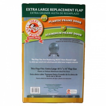 Perfect Pet Replacement Flap - X-Large - 10.5W x 15H
