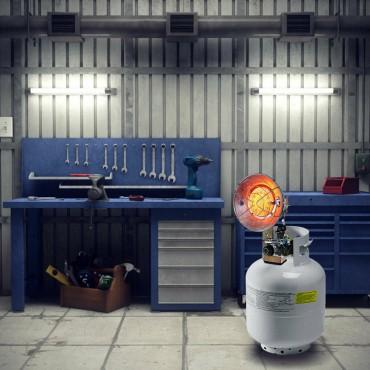 Single Tank Top Heater Liquid Propane Heater