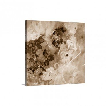French Flowers Wall Art - Canvas - Gallery Wrap