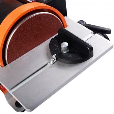 1 In. x 30 In. Belt 5 In. 1/3HP Disc Polish Sander