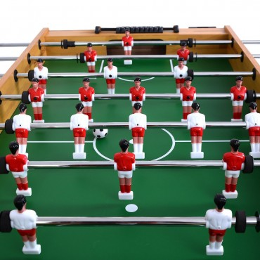 48 In. Competition Sized Arcade Football Soccer Table