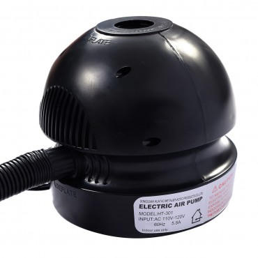 Electric Air Pump Inflate For Inflatable Mattress Boat Bed Bounce House