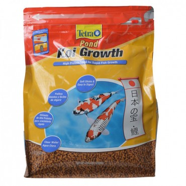 Tetra Pond Koi Growth Koi Fish Food - 4.85 lbs