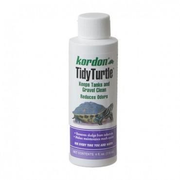 Kordon Tidy Turtle Tank Cleaner - 4 oz - 2 Pieces