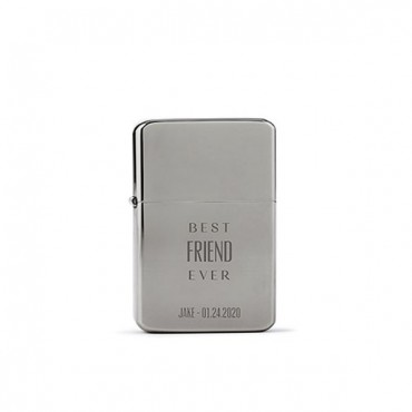 Classic Lighter - Best Friend Ever Etching