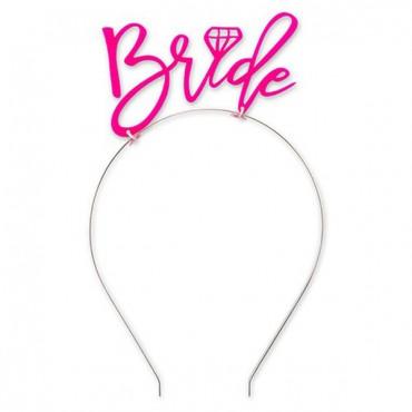 Bachelorette Party Headband - Bride - 2 Pieces