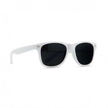 Cool Kid's Sunglasses - White - 4 Pieces