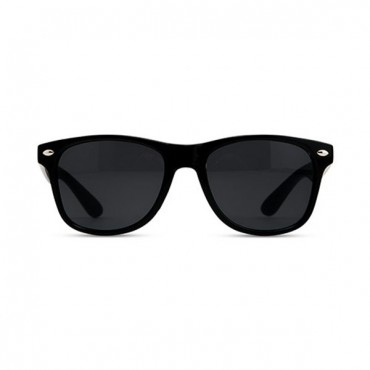Cool Kid's Sunglasses - Black - 4 Pieces