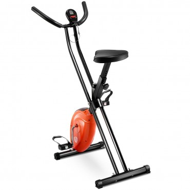 Folding X - Shape Cardio Workout Exercise Bike