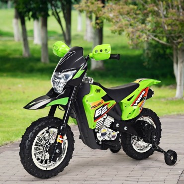 6V Kids Ride - On Motorcycle Electric Battery Powered Bike