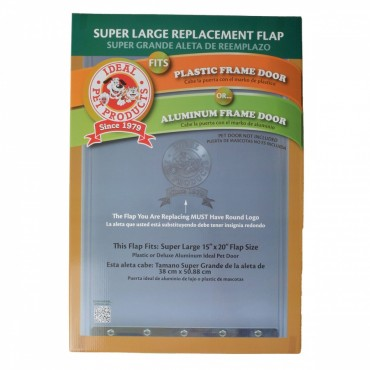 Perfect Pet Replacement Flap - Super Large - 15W x 20H