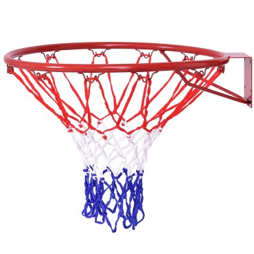 18 In. Wall Mounted Basketball Hoop