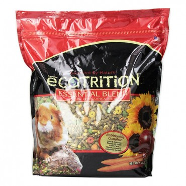 Ecotrition Essential Blend Diet for Guinea Pigs - 5 lbs
