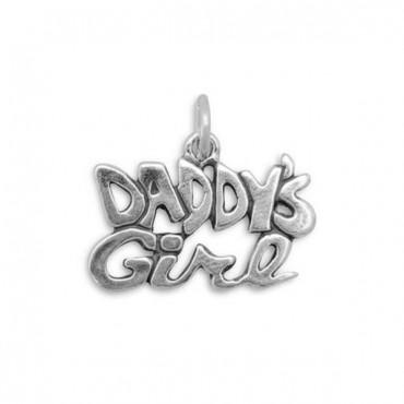 Daddy's Girl Charm