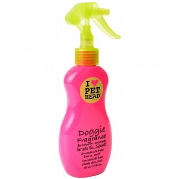 Pet Head Doggie Fragrance Spray - Strawberry Lemonade - 5.9 oz
