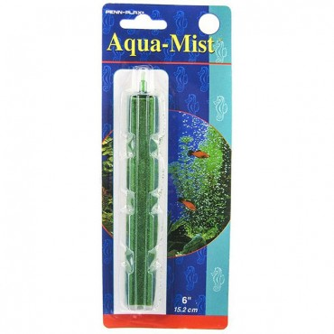 Penn Plax Aqua-Mist Air stone Bar - 6 in. Long - 10 Pieces
