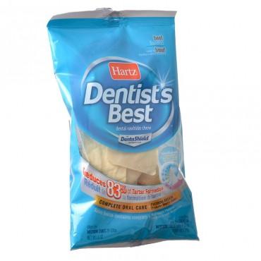 Hartz Dentist's Best Chips with DentaShield - 6 oz - 4 Pieces