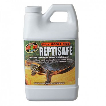Zoo Med ReptiSafe Water Conditioner - 64 oz