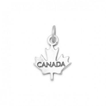 Canada Maple Leaf Charm