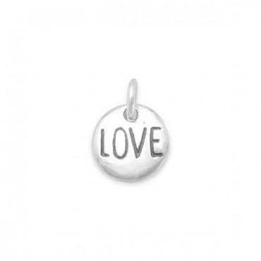 Oxidized - Love - Charm
