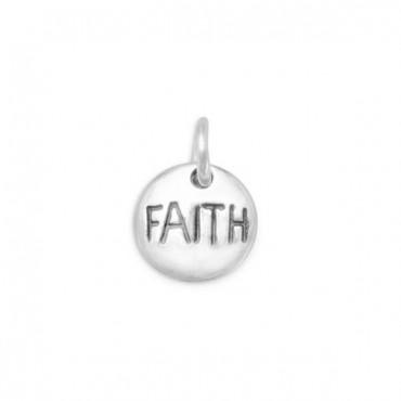 Oxidized - Faith - Charm
