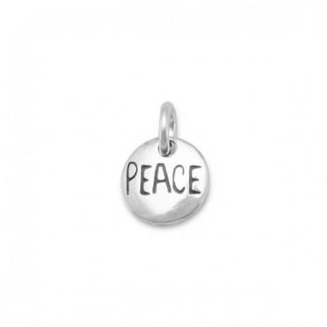 Oxidized - Peace - Charm