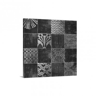 Art Deco I Wall Art - Canvas - Gallery Wrap